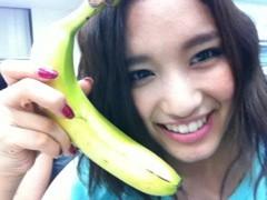 Happiness 公式ブログ/バナナ電話再び!YURINO 画像1