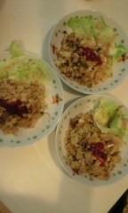 野上文代 公式ブログ/子供達の夕食リクエスト 画像1