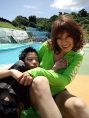野上文代 公式ブログ/プールに行って来ました☆ 画像2