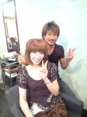 野上文代 公式ブログ/ヘアカラーと前髪カット 画像2