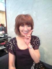 野上文代 公式ブログ/ヘアカラーと前髪カット 画像3