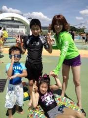野上文代 公式ブログ/プールに行って来ました☆ 画像1