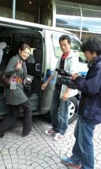 野上文代 公式ブログ/昨日の撮影 画像1