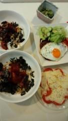 野上文代 公式ブログ/今日のファッションと夕食 画像2