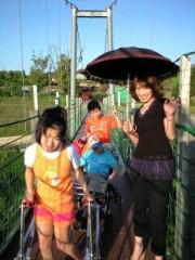 野上文代 公式ブログ/つり橋 画像2