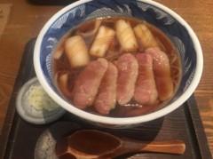 福田ゆみ 公式ブログ/お蕎麦でございます。 画像1