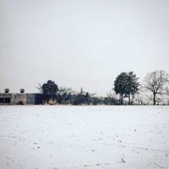 福田ゆみ 公式ブログ/撮影現場は雪景色 画像1
