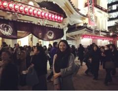 福田ゆみ 公式ブログ/十二月大歌舞伎 画像2
