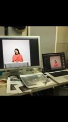 福田ゆみ 公式ブログ/撮影のあとの撮影 画像1