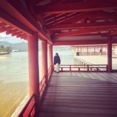 福田ゆみ 公式ブログ/ゆみ散歩in広島 宮島編 画像2