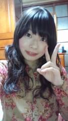 嶋津有希 公式ブログ/チークたっぷり 画像1