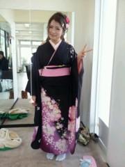 小林ひろみ 公式ブログ/振り袖に着替えるまで 画像3
