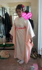 小林ひろみ 公式ブログ/振り袖に着替えるまで 画像1