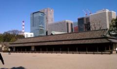 琴美 公式ブログ/きむさんぽ〜飯田橋・千鳥ヶ淵・日比谷・丸の内・有楽町〜 画像1