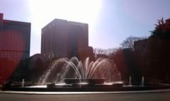 琴美 公式ブログ/きむさんぽ〜飯田橋・千鳥ヶ淵・日比谷・丸の内・有楽町〜 画像3