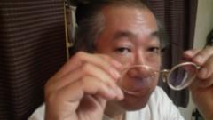 岸部四郎 プライベート画像 CMメガネ