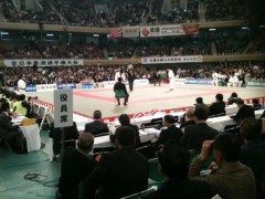 神取忍 公式ブログ/全日本柔道選手権 in 武道館! 画像3