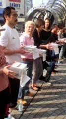 神取忍 公式ブログ/アスリートによる東日本大震災の募金活動 画像1