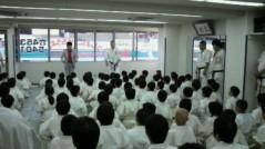神取忍 公式ブログ/空手をオリンピックに! 画像1