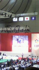 神取忍 公式ブログ/柔道世界選手権2010 画像2