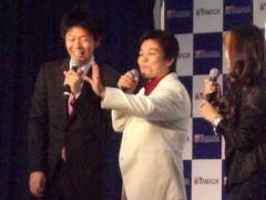 神取忍 公式ブログ/島田さんに手相を見てもらった! 画像2