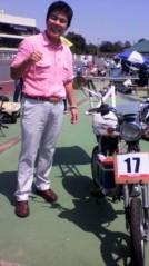 神取忍 公式ブログ/ソーラーバイクレースin浜松 画像1