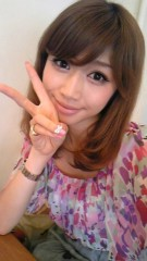 平有紀子 公式ブログ/撮影中 画像1