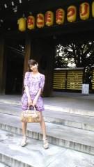 平有紀子 公式ブログ/ただいまです 画像2