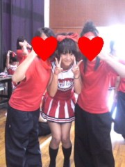 桜木みか(みかてん) 公式ブログ/★体育祭チアガール★ 画像1