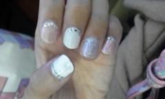 大西颯季 公式ブログ/nail 画像1
