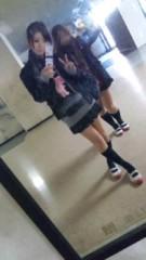 大西颯季 公式ブログ/久しぶりの制服姿 画像1