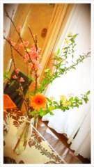 大西颯季 公式ブログ/お花 *・:。' 画像1