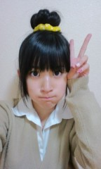 大西颯季 公式ブログ/◇◆◇おだんごヘアー◇◆◇ 画像1