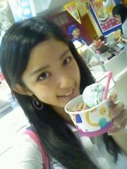 大西颯季 公式ブログ/ice cream! 画像1