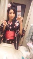 大西颯季 公式ブログ/今年初浴衣 ★ 画像3