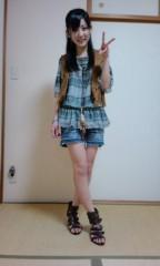 大西颯季 公式ブログ/ぷちファッションショー笑 画像1