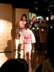 賀川照子 公式ブログ/13日ジャグリングショー 画像1