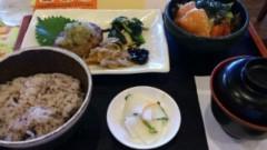 賀川照子 公式ブログ/21日ファミレスで 画像1