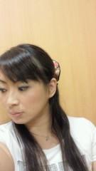 賀川照子 公式ブログ/27日前髪を 画像1