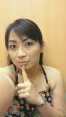 賀川照子 公式ブログ/21日こりゃまちがえられるわ 画像1