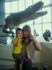 ジャガー横田 公式ブログ/「恐竜展」に行きました!!(^O^) / 画像2