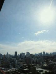 ジャガー横田 公式ブログ/天気がいいと・・・(^^)v 画像1
