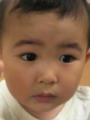 ジャガー横田 公式ブログ/どアップで!?(^_-) 画像1