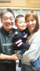 ジャガー横田 公式ブログ/じぃちゃん!おめでとう!!(*^_^*) 画像3
