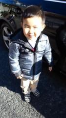 ジャガー横田 公式ブログ/大維志はまだ三歳!・・・らしい!(-_-;) 画像3