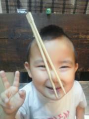 ジャガー横田 公式ブログ/「ママ!見て!! 」の言葉に・・・( ><) 画像1