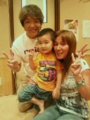 ジャガー横田 公式ブログ/親愛なる後輩・・・ 画像3
