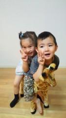 ジャガー横田 公式ブログ/千春ちゃんと小春ちゃん!\(^^) / 画像1