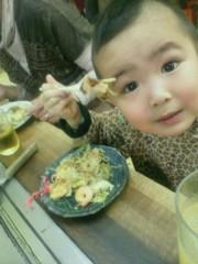 ジャガー横田 公式ブログ/早速、広島焼きを頂きました!\( ^o^)/ 画像3