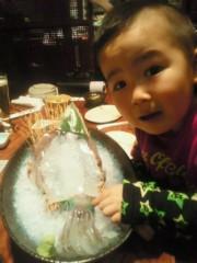 ジャガー横田 公式ブログ/長崎で最初に食べたのは・・・?( ^^)d 画像1